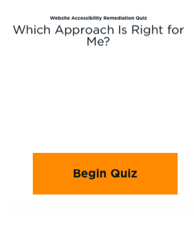 Remediation Quiz - Which Approach Is Right for Me? image