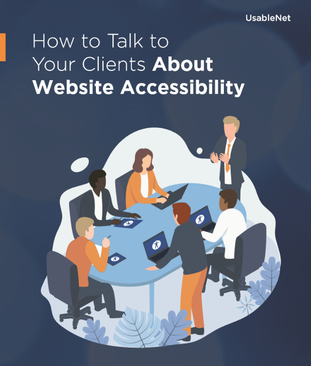 Legal Counsel: How to Talk to your Clients about Website Accessibility image