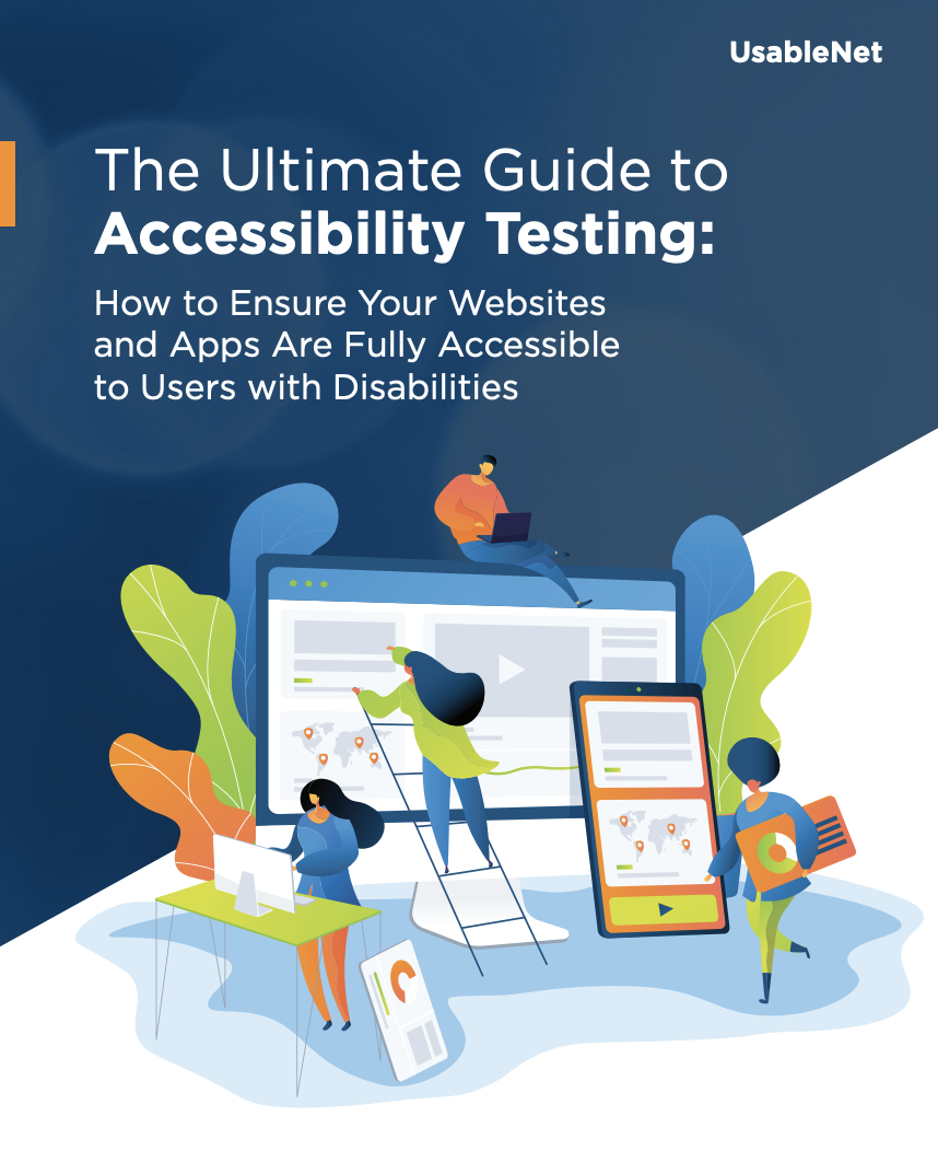The Ultimate Guide to Accessibility Testing  image